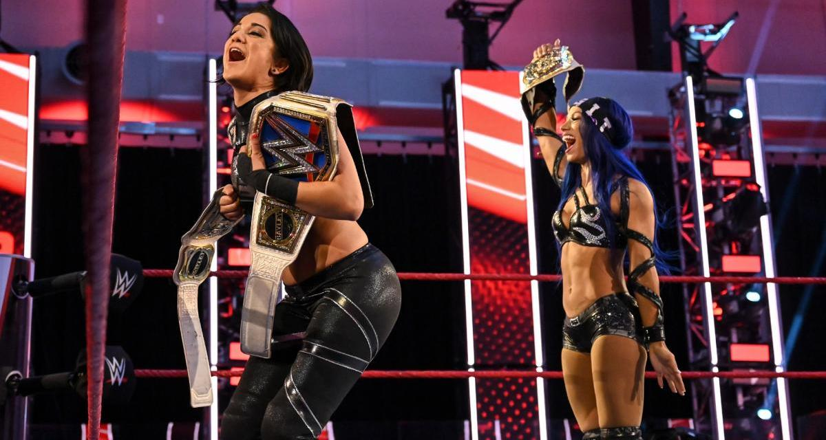 The Golden Role Models Issue A Challenge For A SummerSlam Dream Match