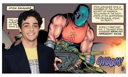 Noah Centineo Joins The Rock's Black Adam As Atom Smasher