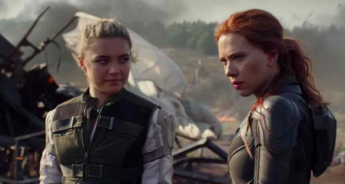"""Black Widow Star Florence Pugh Says The Movie Is """"About The Abuse Of Women"""""""