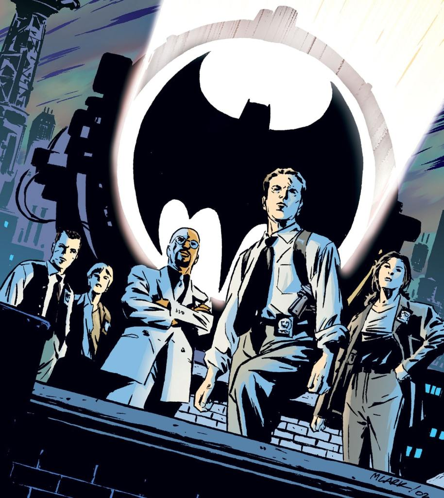 Gotham Central The Batman Spin-Off