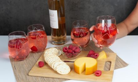 Starfleet Insignia Stemless Wine Glasses Released By Toynk Toys