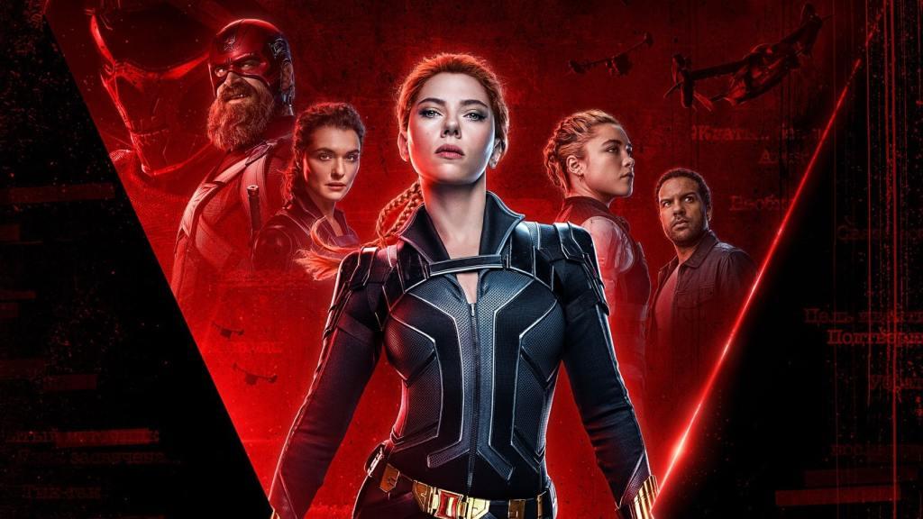 Black Widow Poster crop
