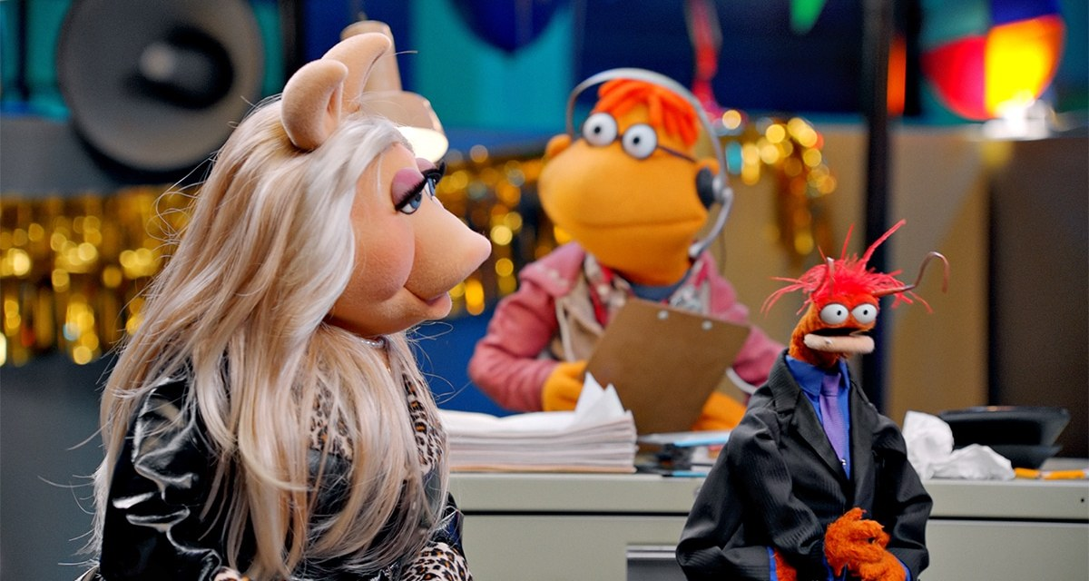 Muppets Now Review: New Show Delights With Improv Sketches