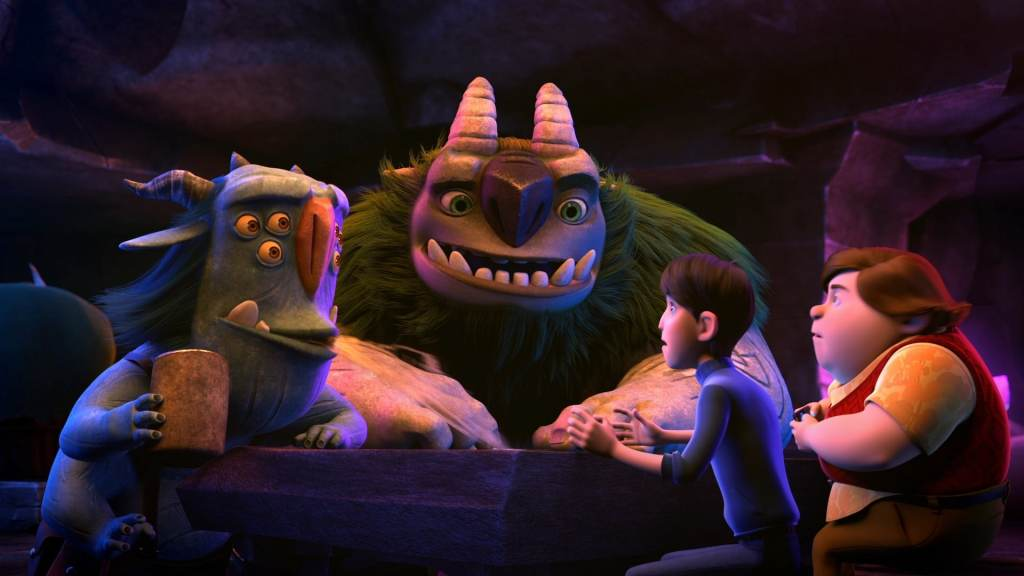 Star Trek Prodigy is from the team behind Trollhunters