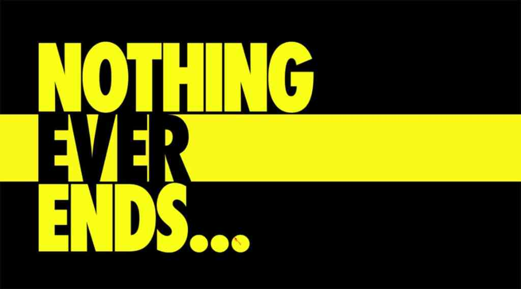 Watchmen Nothing Ever Ends