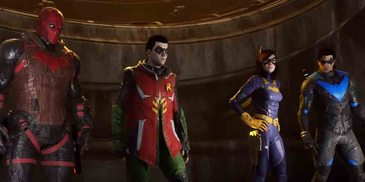 New Bat-Family Game 'Gotham Knights' Revealed At DC Fandome Event