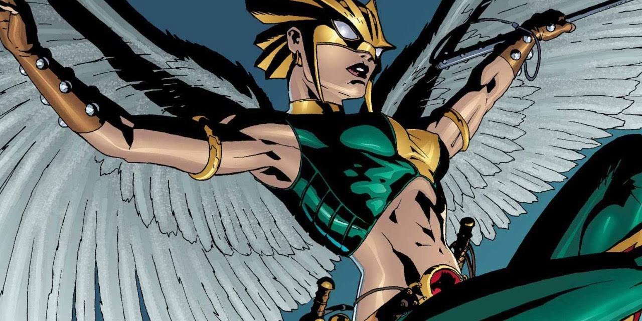 Hawkgirl's Role In Black Adam Grounded According To The Rock's Devastating Tweet
