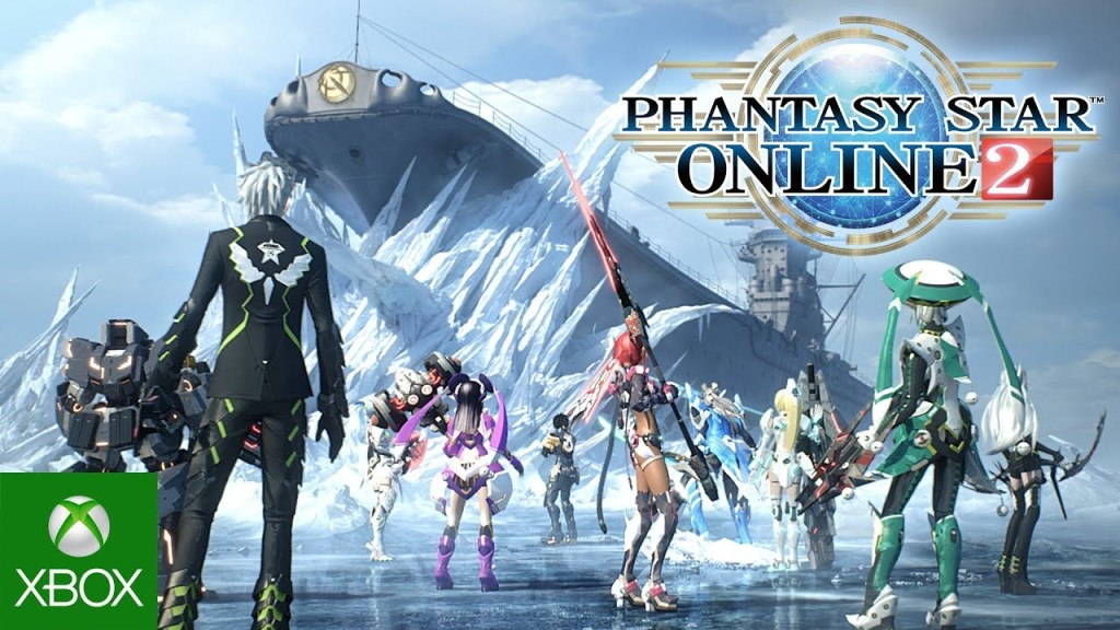 phantasy star online 2 microsoft