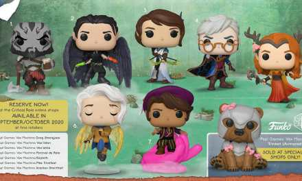 Critical Role Vox Machina Funko Pops Coming Soon