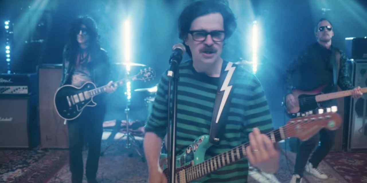 """""""The Beginning Of The End"""" for Bill And Ted In Wild New Weezer Music Video"""