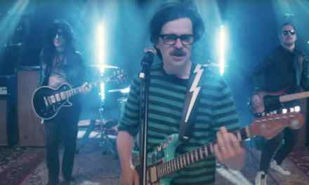 """The Beginning Of The End"" for Bill And Ted In Wild New Weezer Music Video"