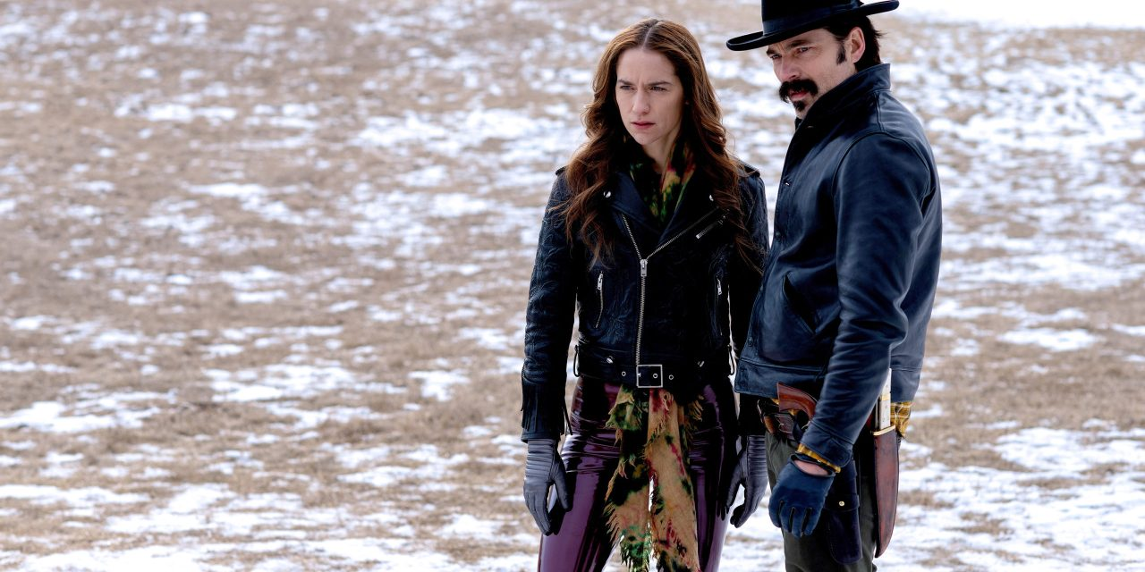 Wynonna Earp Season 4 Episode 5 Review: Holy War Part One