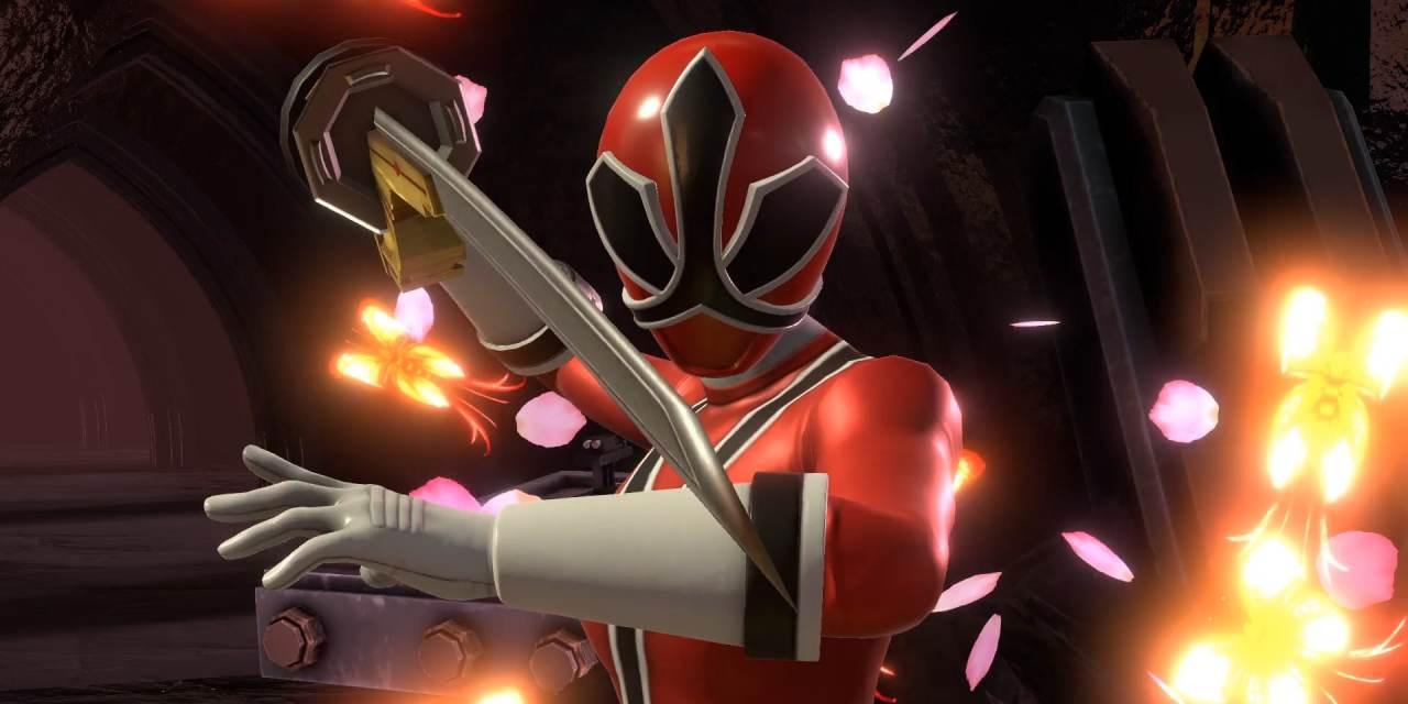 Lauren Shiba Releases For Power Rangers Battle For The Grid
