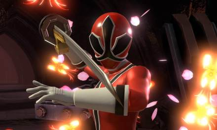 Lauren Shiba Releases For Power Rangers Battle For The Grid