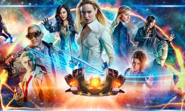 DC Fandome Legends Of Tomorrow Panel Tease Aliens, A New Legend, And More In Season 6