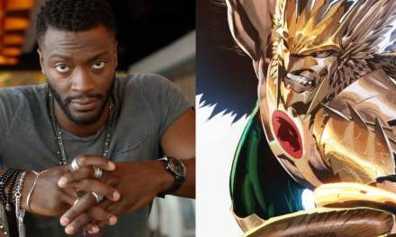 Black Adam: Aldis Hodge Is The New Hawkman For the DCEU