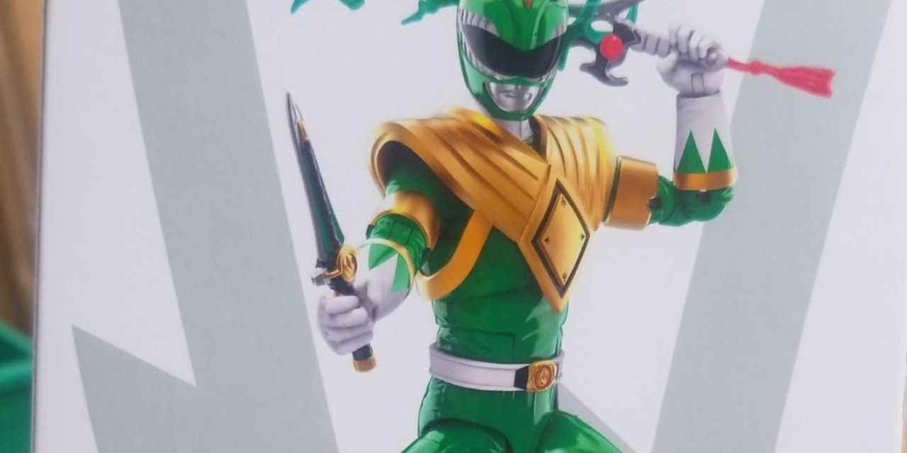 Power Rangers Lightning Collection Wave 7 Photos Spotted