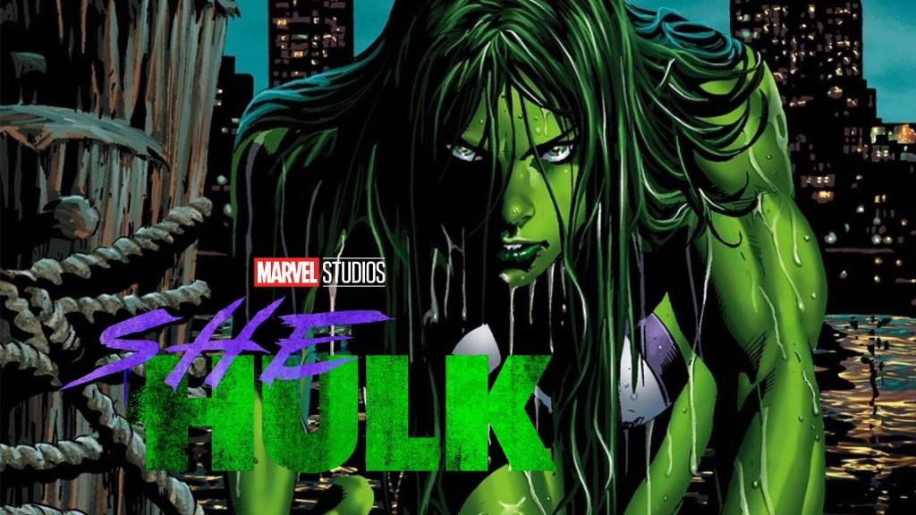 She-Hulk Production Start