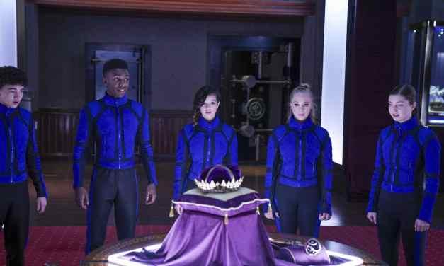 Secret Society of Second-Born Royals Director Talks Creating A Modern Day Disney Princess Story