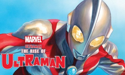 The Rise of Ultraman Issue #1 Review