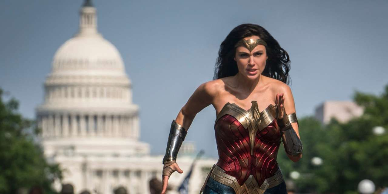 Wonder woman 1984 pushed to christmas day release