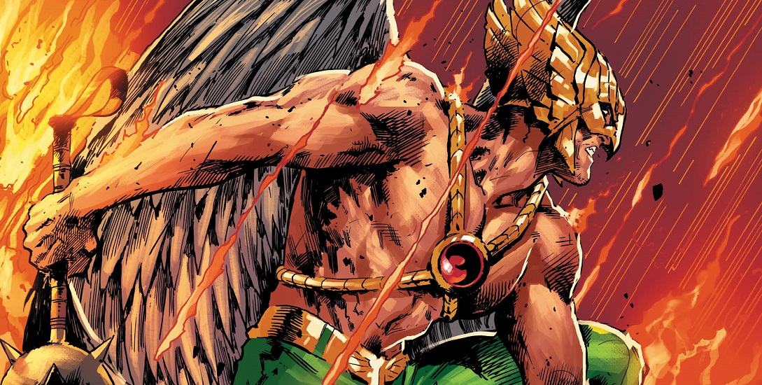 Aldis Hodge Shows Off His Comic Collection In Preparation For The Role Of Hawkman