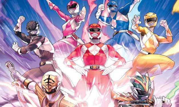 Get Ready For A New World In Mighty Morphin Power Rangers Issue #55