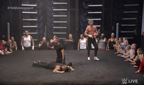 WWE Dolph Ziggler Raw Underground