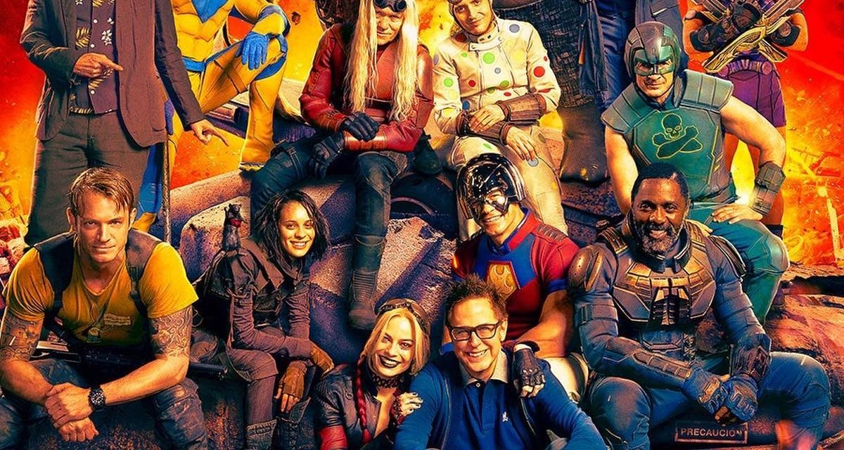 Empire Releases 2 New Cover Photos Of The Suicide Squad Looking Ready For Battle