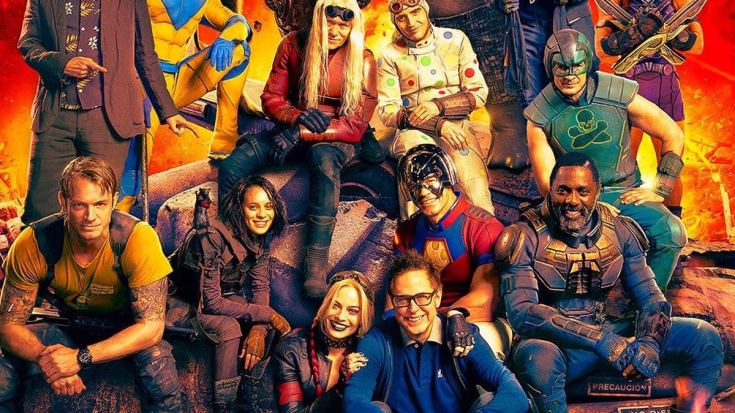 The Suicide Squad header