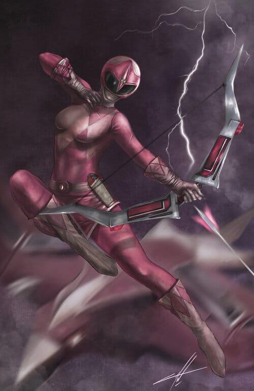 power rangers scorpion variants
