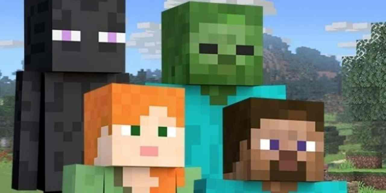 Minecraft Steve and Alex Come To Super Smash Bros Ultimate On October 13th