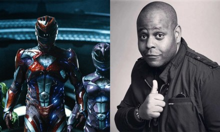 Power rangers movie reboot movie find its new writer In Bryan Edward Hill
