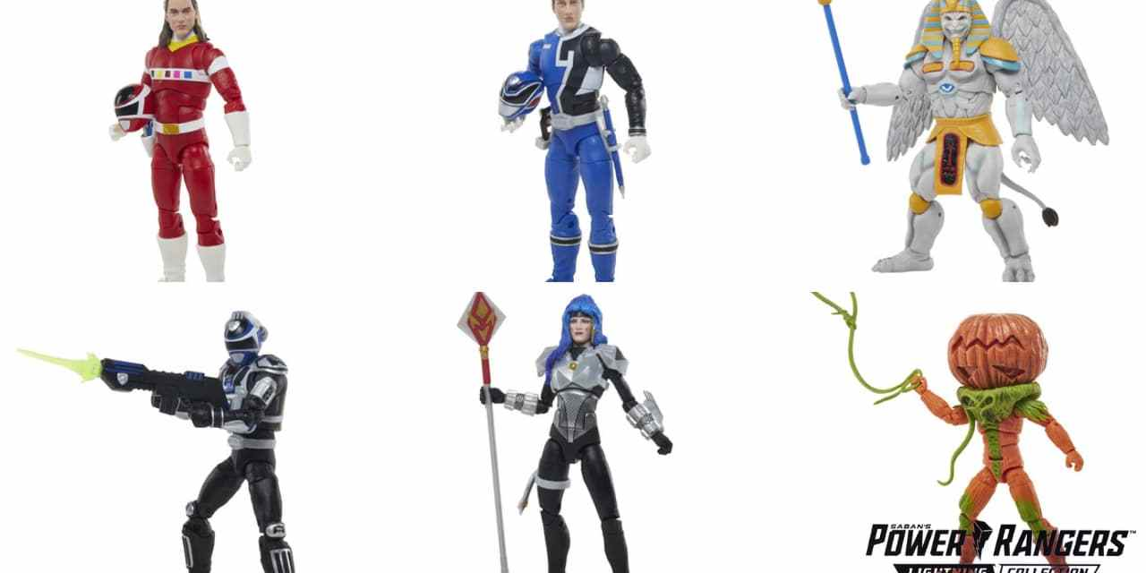 New Power Rangers Lightning Collection Figures Now Fully Revealed! – Fan First Friday