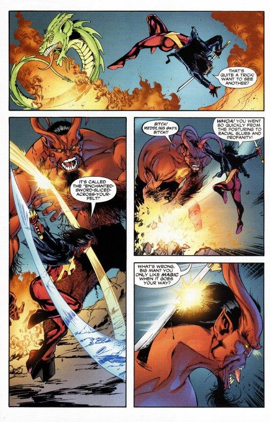 Sabbac DC Comics