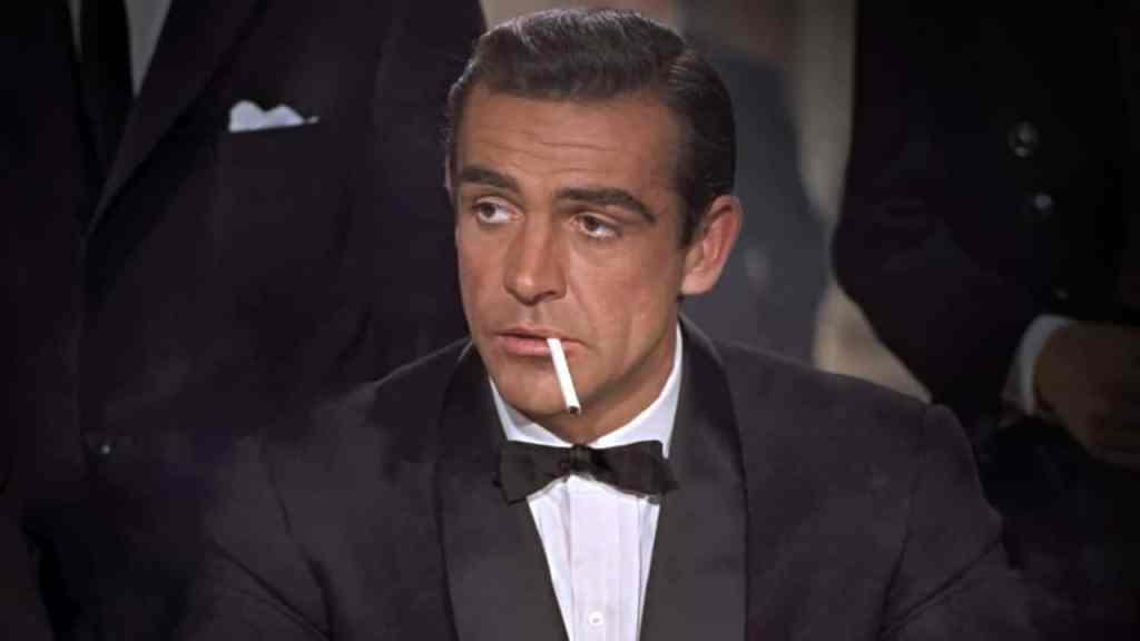 Sean Connery James Bond Dr. No