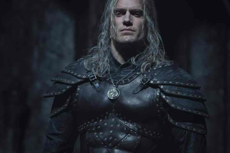 Henry Cavill Reveals First Look At Geralt's Armour in 'The Witcher' Season 2