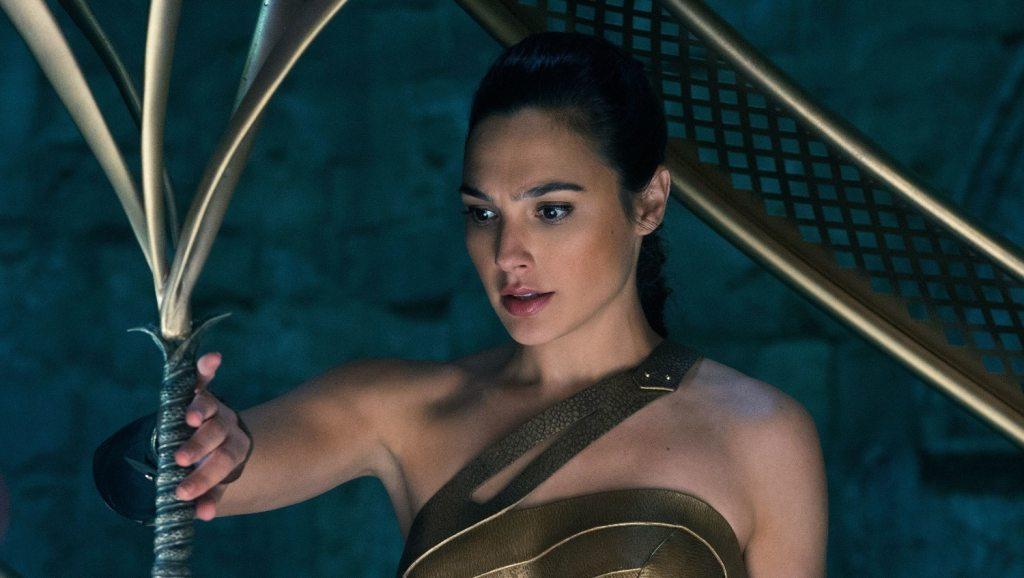 Wonder Woman Gal Gadot Cleopatra