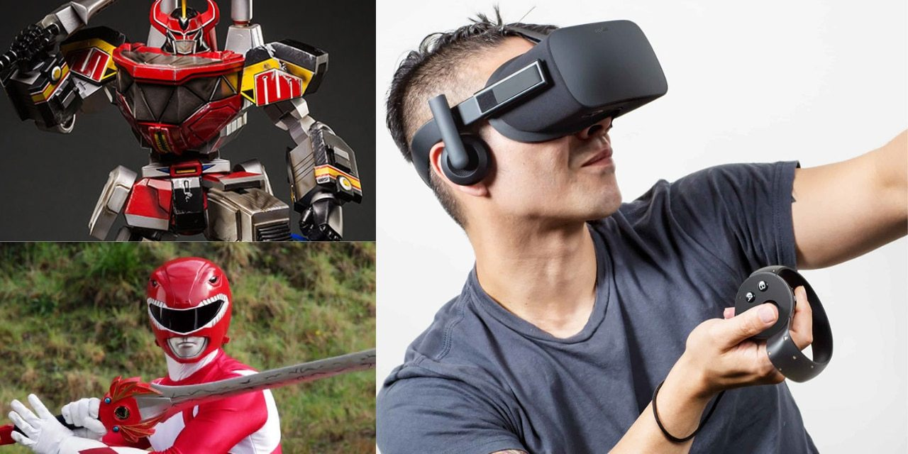 A Power Rangers Game Would Be Amazing For VR, Here's What It Would Take To Make It