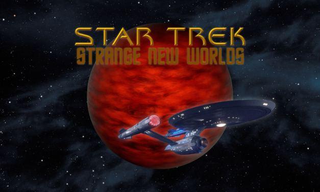 Star Trek: Strange New Worlds Casting Series Regulars: Exclusive