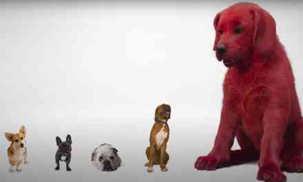 Live-Action Clifford the Big Red Dog Movie Gets an Adorably Tiny Teaser