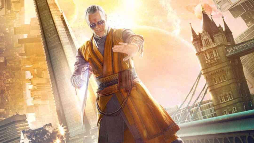 MADS MIKKELSEN Doctor Strange Kaecilius