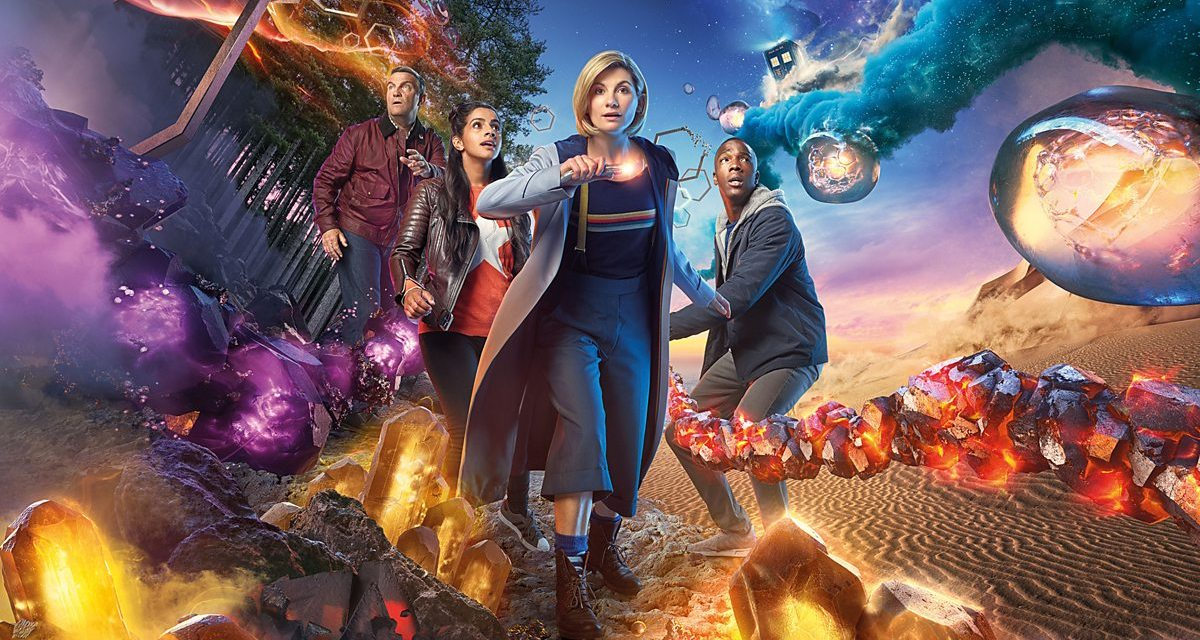 Doctor Who Holiday Special: Revolution of The Daleks Features The Exciting Return Of Captain Jack Harkness