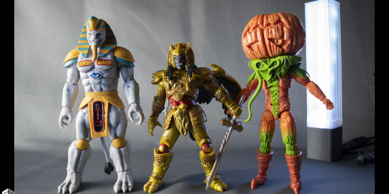 The Power Rangers Lightning Collection Now has A BIG Scaling Problem