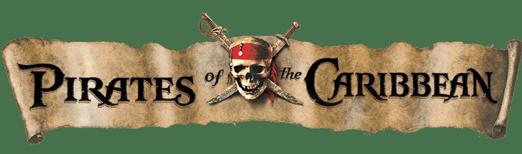 Pirates of the Caribbean logo