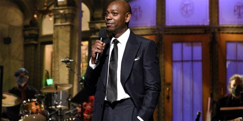 dave chappelle on saturday night live