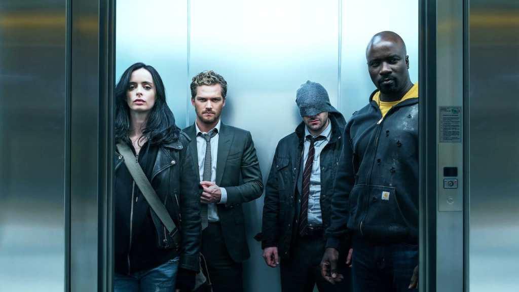 The Defenders Daredevil