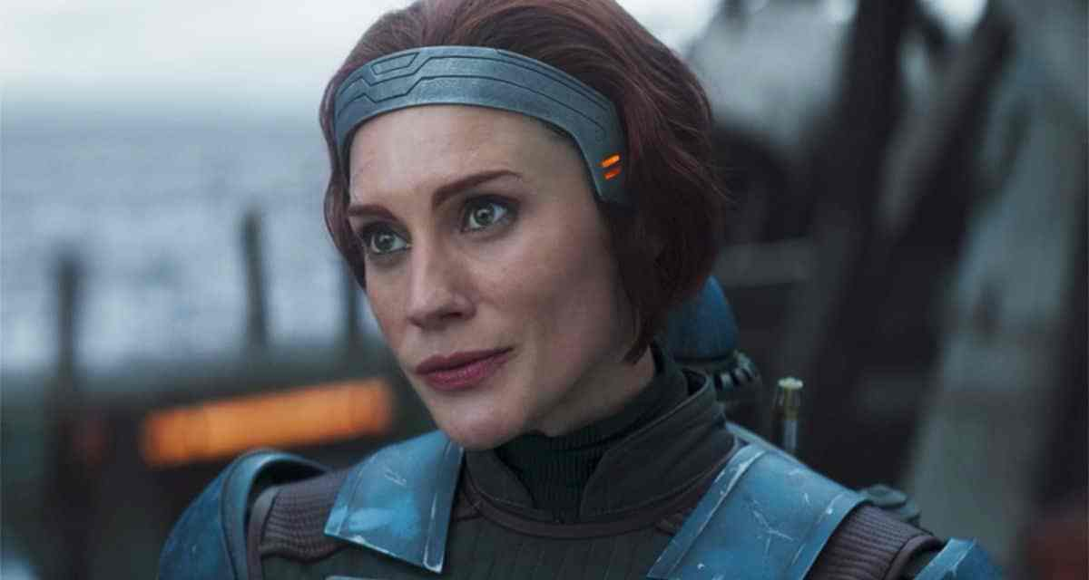 The Mandalorian: Katee Sackhoff On Bringing Fan Favorite Bo-Katan From Animated To Live-Action Star