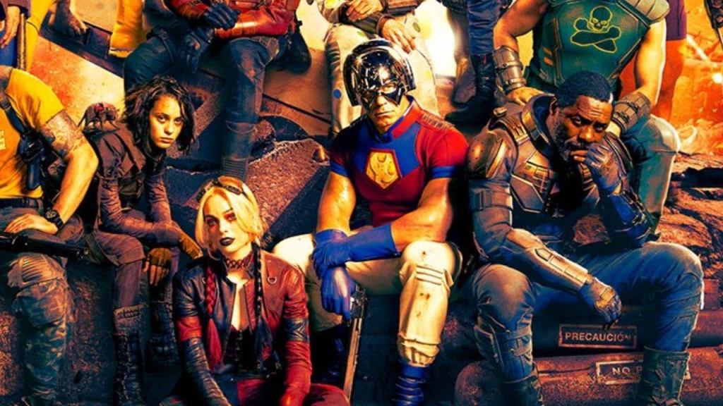 The Suicide Squad Empire header Peacemaker