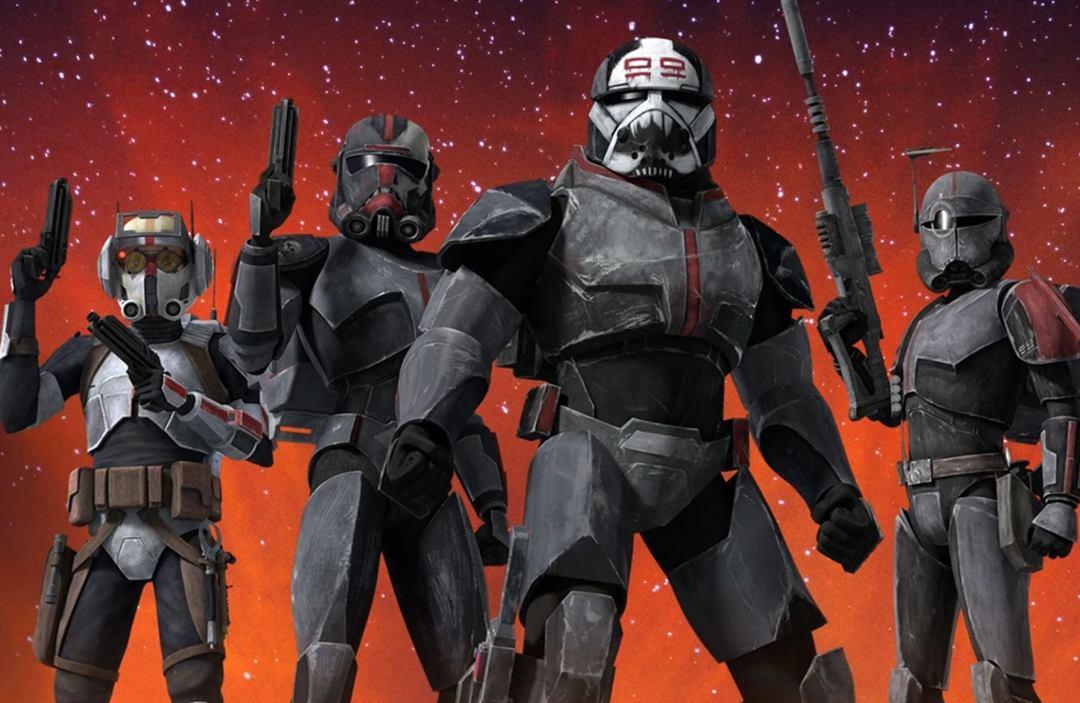 the bad batch - clone force